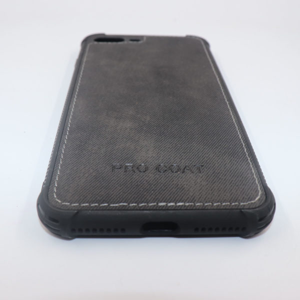Black - Procoat Scratch Resistant Mobile Cover