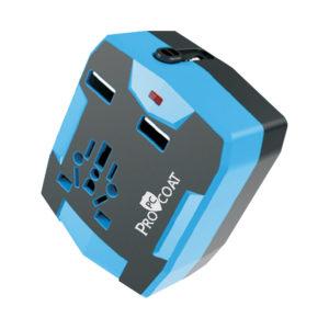 ProCoat Universal Adapter cum Power Bank-0