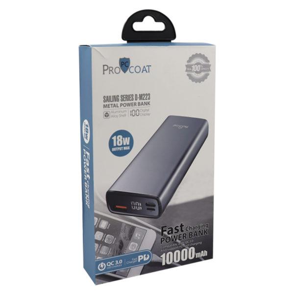ProCoat Fast Charging Powerbank 10000mah-288