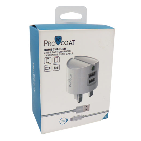 ProCoat iPhone Home Charger-326