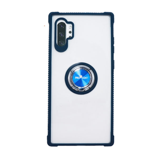 ProCoat Samsung Galaxy Note 10 Plus Ring Hard Silicon CASE-0