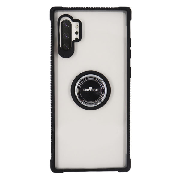 ProCoat Samsung Galaxy Note 10 Pro Ring Hard Silicon CASE -0
