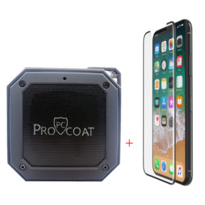 ProCoat S106 Wireless Speaker + Procoat One Side Mobile Protection-0